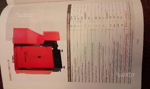 Caldaia biomassa polika legna pellet helios posot class for Caldaia biomassa usata