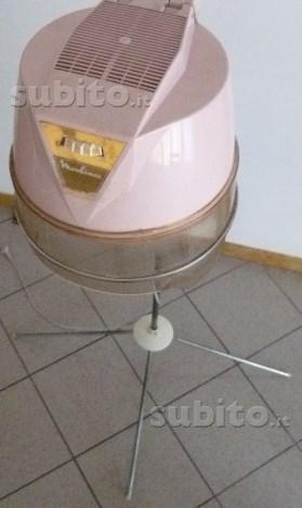 Casco Asciugacapelli Vintage Moulinex Anni 60