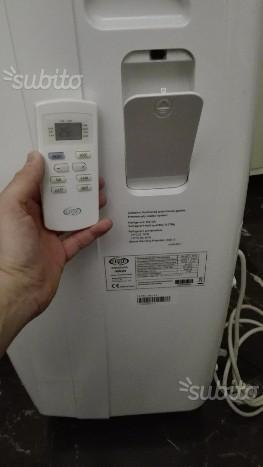Climatizzatore ventilatore deumidificatore posot class - Clima portatile argo ...