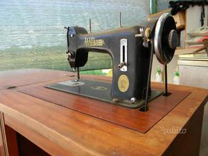 Macchina da cucire a pedale william posot class for Pedale elettrico per macchina da cucire