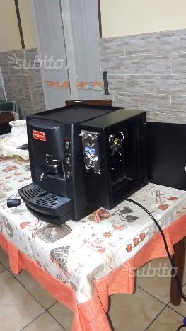 Macchine caffe con la gettoniera