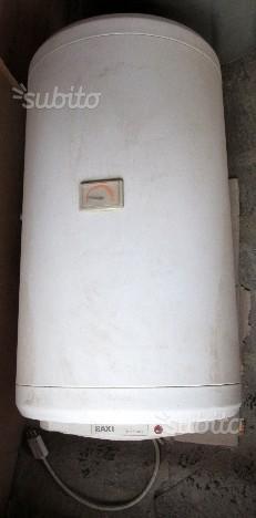 Boiler scaldabagno legna ed elettrico posot class - Scaldabagno elettrico 80 litri prezzo ...