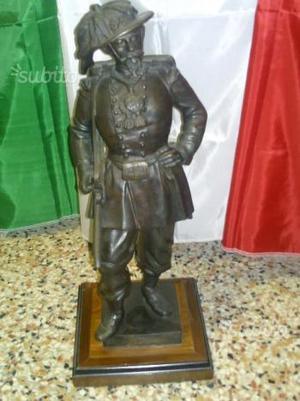 Statua da Bersagliere