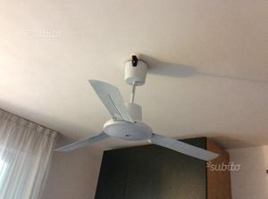 Schema Elettrico Ventilatore Vortice Con Telecomando : Come installare un ventilatore da soffitto ventilatoredasoffitto