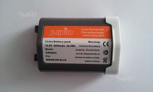 Batteria Yupio Nikon D4 - D4s