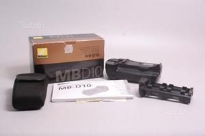 Battery grip nikon mb-d10. nikon d300, d300s, d700