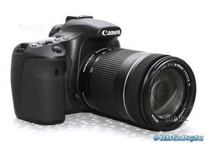 Canon 60D con obiettivo