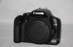 Canon EOS 450d + EFS