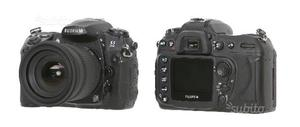 Fuji S5 Pro + battery grip + Nikon