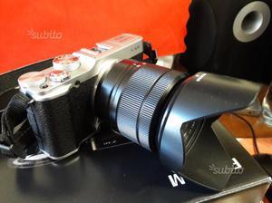 Fujifilm X-M1 con xc