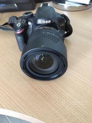 Nikon D Fotocamera Digitale 24.7 Megapixel con