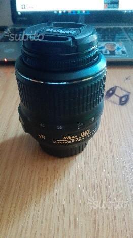 Nikon  mm f/G vr-DX