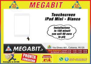 Touchscreen iPad Mini Bianco Alta Qualità