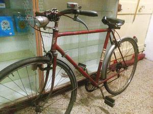 Bicicletta Anni 60 Uomo AC Torino D'epoca Original