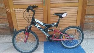 Bicicletta da bambino MTB