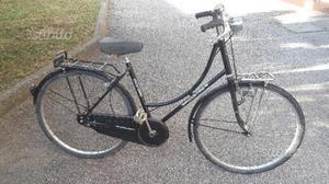 Bicicletta da donna Holland nera 26