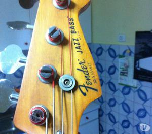 Fender Jazz Bass  nero S