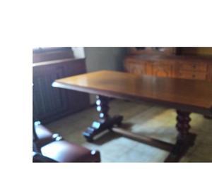 Mobile tinello anni 70 con tavolo e sedie torino posot class for Sedie tinello