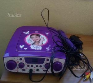 Canta tu di Violetta