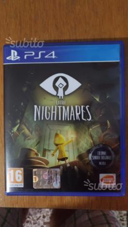 Little nightmare ps4
