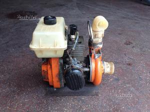 Motopompa a motore Arkos - Made in Italy