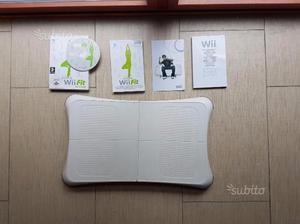 Nintendo Wii Fit con Balance Board