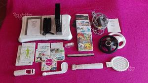 "Nintendo Wii ""Nera"" (Gadget+Giochi)"