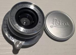 OBIETTIVO Leica Summaron