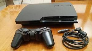 PS3 SLIM 160 Gb + 2 giochi