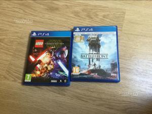 PS4 Star Wars Battlefront & Lego Star Wars