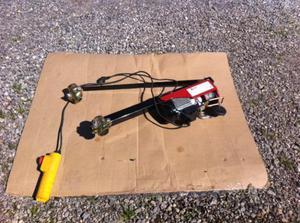 Paranco elettrico kg posot class for Paranco elettrico usato