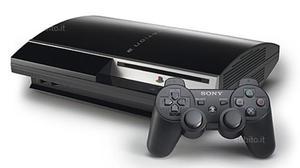 PlayStation 3 Fat 40gb con controller e Top Spin