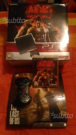 Ps3 Slim 250Gb + Tekken 6