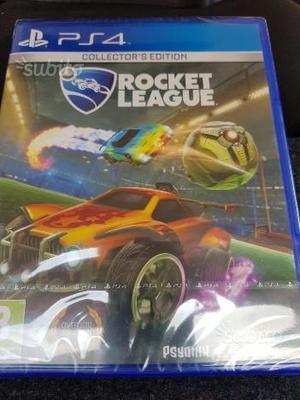 Rocket league nuovo ps4