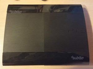 SONY PLAYSTATION 3 (PS3) SuperSlim 500GB +2giochi