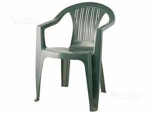 Sedia in plastica