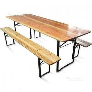 Panche da giardino posot class - Tavolo e panche da giardino ...