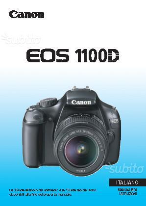 Canon Libretti Fotocamere e Flash Digitali vari