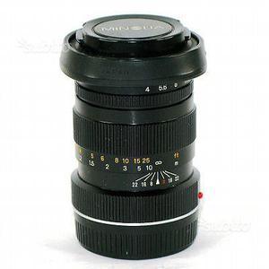 Leica M Rokkor 90mm