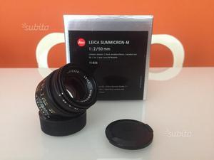Leica Summicron 50 mm f/