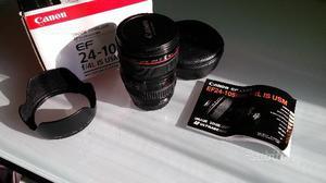 Obiettivo Canon  f4 IS USM