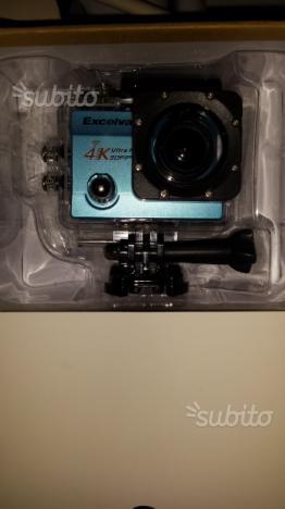 Pro Cam wifi 4k 16 mp più accessori
