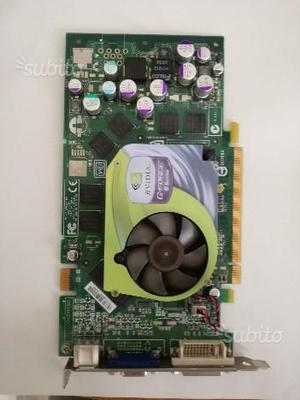 Scheda video NVIDIA GeForce  PCI Express x16