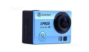 TecTecTec XPRO2 Action Camera Ultra HD 4K