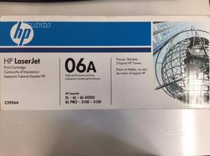Vendita toner stampante HP