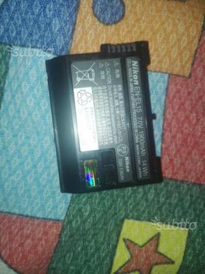 Batteria Nikon D