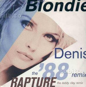 Blondie - denis (the '88 remix) 12''