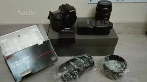 Canon EOS 60D+obbiettivi+flash