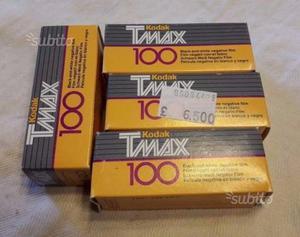 Lotto 14 pellicole fotografiche 35mm 120mm