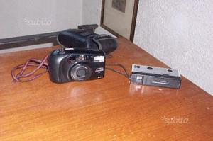 Macchine fotografiche a pellicola